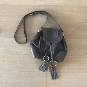See By Chloe Polly Flap Bucket Bag